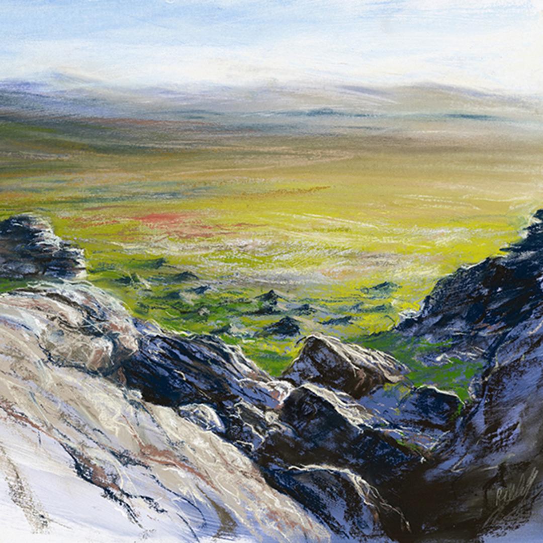 landscapes painting