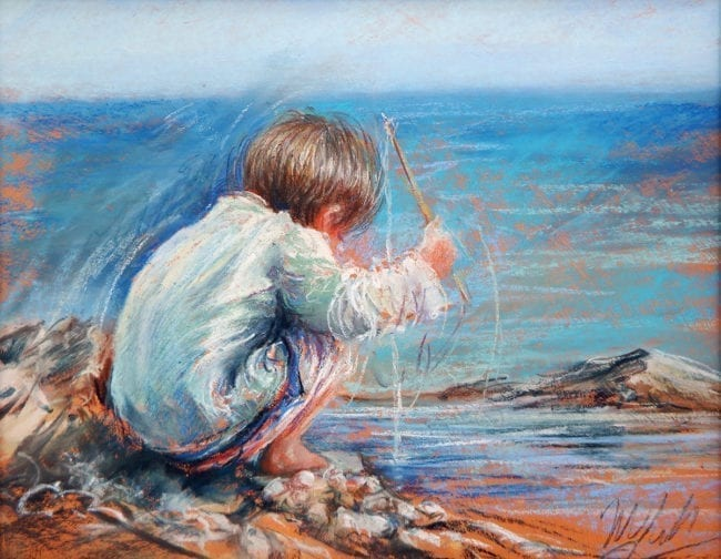 Little Fisherman, £245