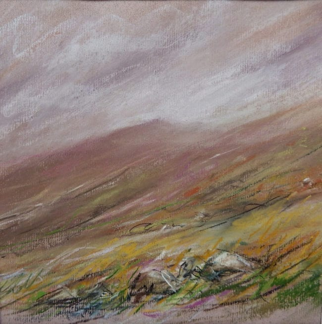 The Mist Coming Down, £145