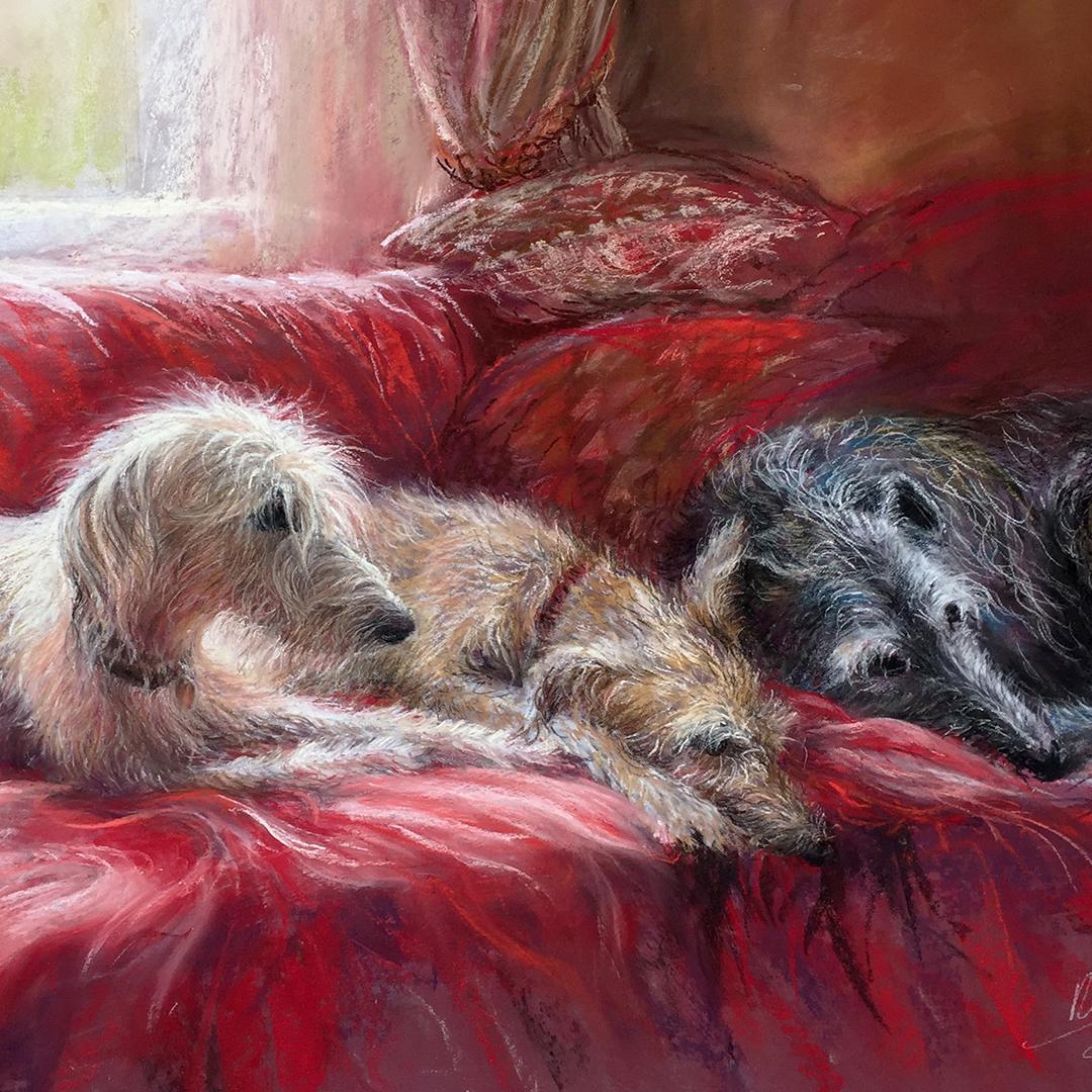 animals paintings