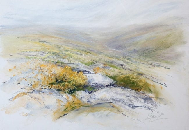 The Valley Below, £495
