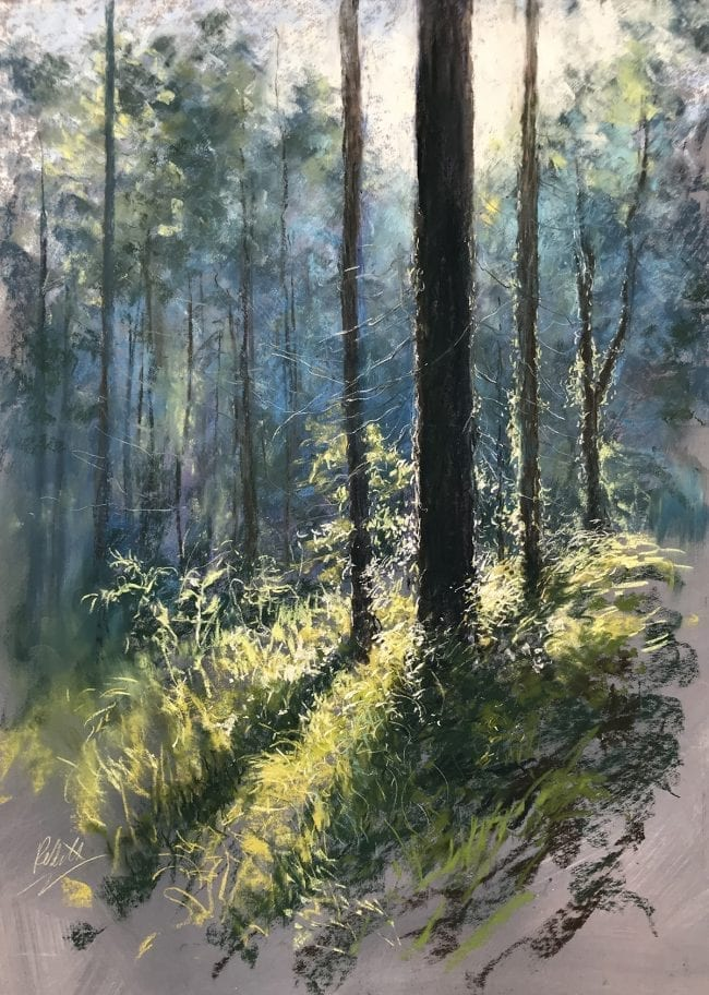 Morning in the Woods, £495